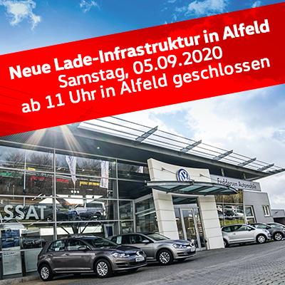 Infrastruktur-alfeld-ladesäule
